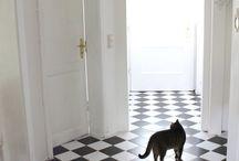 Her apartment in Paris