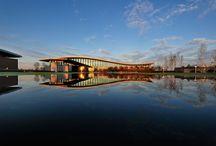 Yacht club architecture