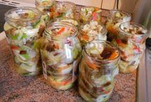 Recepty ze zeleniny, ovoce, ...