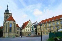 STUTTGART / Germany | Southeast | Baden-Württemberg | Places | People | Culture | Tips | Sites | Food | Swabia