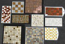 Mosaic Tile Frame
