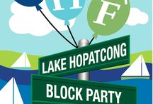 LHF's 3rd Annual Lake Hopatcong Block Party 2016