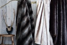 Trend Alert- Luxurious Fur & Hide / With the weather getting colder and the nights drawing in, we're starting to embrace the idea of snuggling up for Autumn. A big trend here at Cox & Cox is our Luxurious Fur & Hide collection.