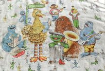 Vintage Fabric Love... / by Cass Can Sew