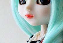 Pullip muñecas