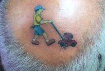 tattoos & piercings / by Bree Thacker