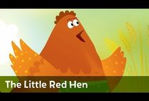 Reading - The Little Red hen / by Becky Long