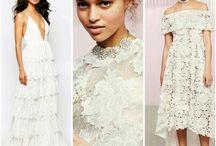 Fashion brides #bridalwear