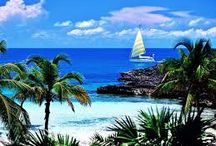 BARBADOS / A ilha de Barbados é um daqueles lugares idílicos que procuramos para nos refugiar em nossos sonhos. Muitos brasileiros já conhecem o país e todos que por lá passam se apaixonam e se entregam ao jeito bajan de viver! Também, não há nada melhor do que passar o dia em uma praia de areias brancas, relaxando enquanto admira o degrade de azuis do mar caribenho ou se divertindo em uma das centenas de atrações do país que esbanja cores, alegria, sons, temperos e histórias.