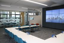 ARUP / Arup, the global firm of consulting engineers, designers, planners and project managers, appointed us to undertake the office design and fit-out of the ground floor space of their Capital Waterside offices in Cardiff Bay, which required a detailed bespoke solution.