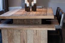 Stijgerhouten meubels