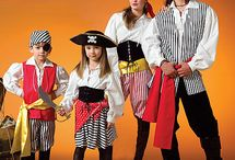 Karneval - Pirátský kostým