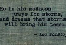 Lev Tolstoy quotes
