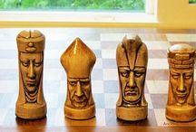Szachy / Szachy to piękna gra, nieprawdaż?