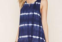 Tie Dye Dress :: skirts