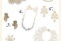 the bridal accessories