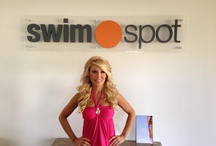 Gretchen Christine for LUXE by Lisa Vogel / Gretchen Rossi of The Real Housewives of Orange County has teamed up with swim designer Lisa Vogel of LUXE by Lisa Vogel to create a special swim vignette that celebrates true OC lifestyle.  / by SwimSpot
