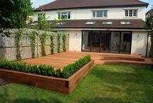 Landscape gardening and patios