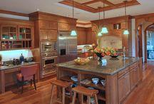 37 Bilder Von Luxus Holz Küchen, (Naturfarbe Holz-Design)