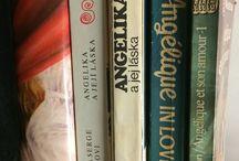Angélique book covers