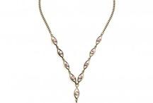 JewelMint Crystal Gazer Necklace