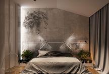 bedroom/спальная