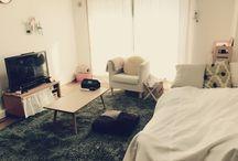 一人暮らし部屋
