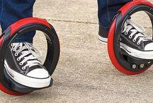 patineta electrica de una rueda