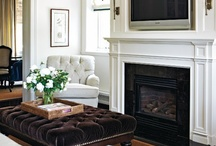 ★Livingroom - family room / Living room, tv room, coffee tables, family room, daybeds, etc / by ~♥~M u r i e l ~♥~
