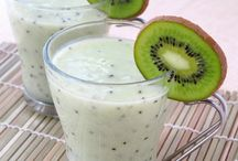 Kiwi hasta en la Sopa ..... / Las recetas más sugerentes, diferentes, originales y divertidas con el #Kiwi como protagonista