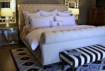 Bedroom ideas / by Jillian Bretz