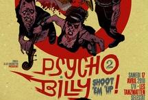 Psychobilly Style