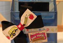 School Mom & PTO Ideas / Ideas for FUNdraising, PTO Events & School Sponsored Events