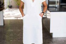 Oversized Casual Dress