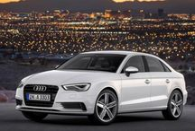 Audi A3 Sportback / Sedan / Cabriolet / S3 / Audi A3 photo gallery.