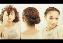 Peinados pelo Afro