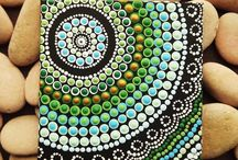 aboriginal art dot