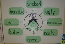Character Traits / by Becky Leinemann