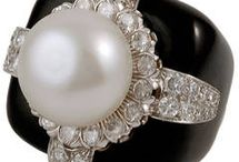 Pearl / Pearl Rings & jewelry