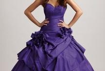 Blue/Purple Wedding / by Anna Saysomsack