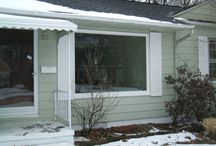 Replacement Windows / Replacement window projects from Fairview Home Improvement in the Cleveland, Ohio area.