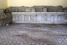 arkeolojik yapılar