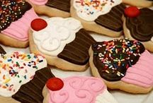 Cookies / by Stephanie Patterson