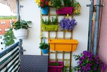 Home ideas / Home decorations ideas. Furniture, plants, balconies or kids room design.
