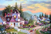 art cottage
