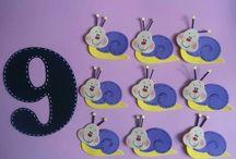 nueve caracoles