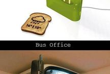 Creative and strange things