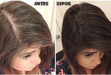Receita pra cabelo