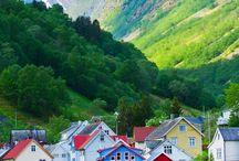 Noruega / Norway Mi primer destino ❤☄
