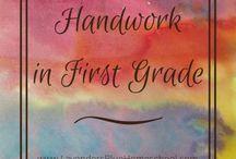W first grade